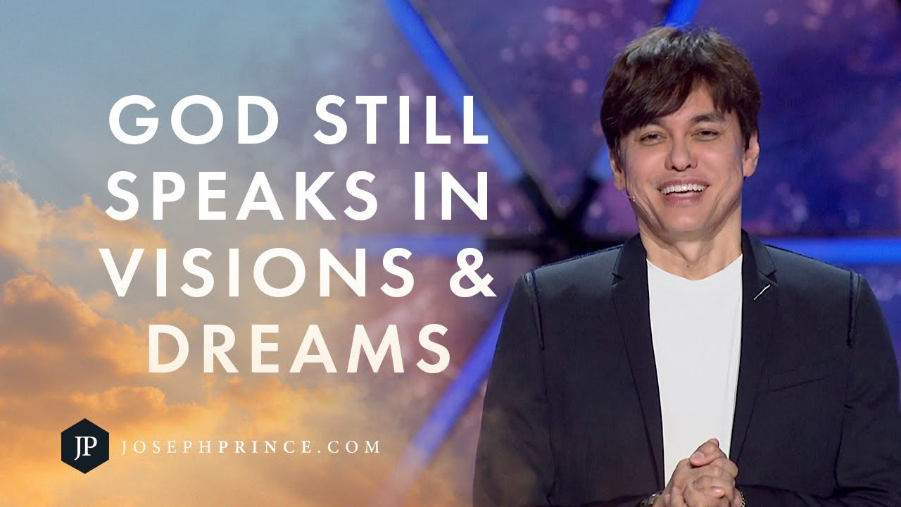 God Still Speaks In Visions And Dreams | Joseph Prince