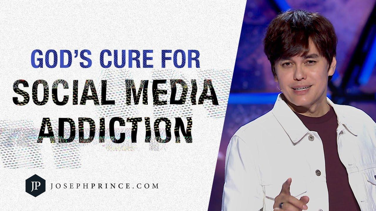 God's Cure For Social Media Addiction | Joseph Prince