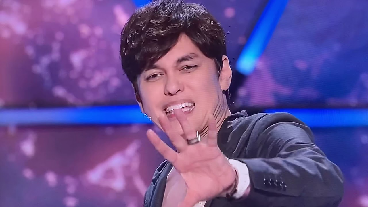 Healing Manifestation prayer by Pastor Joseph Prince